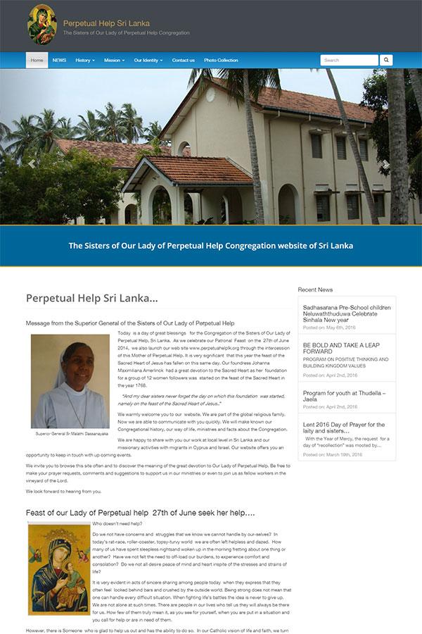 Perpetual Help Sri Lanka